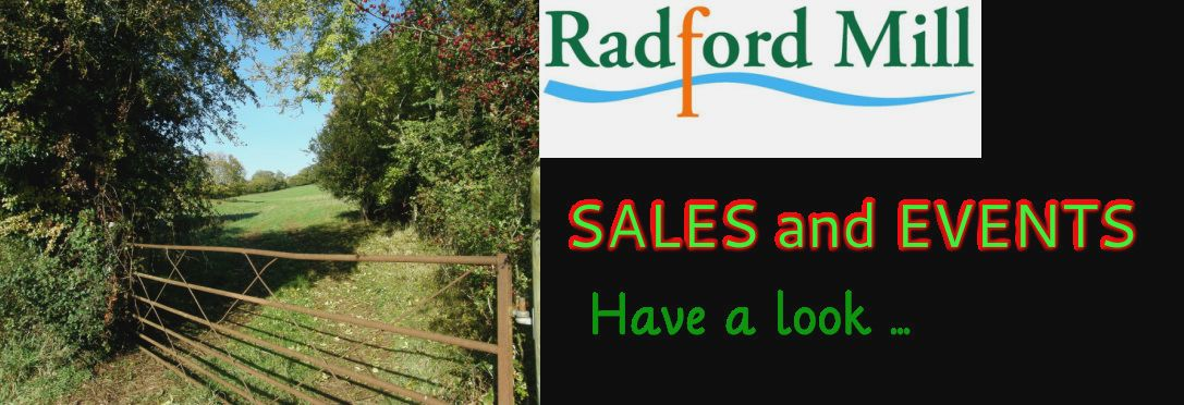 Radford Mill Events